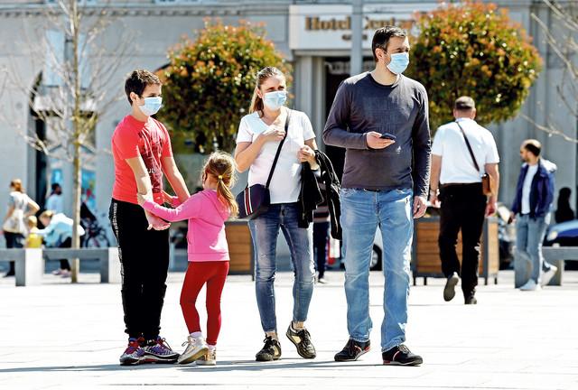 Nošenje maski pomaže u borbi protiv korone, ali štiti i od aerozagađenja