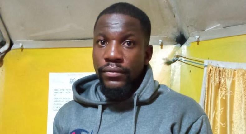 Murder suspect Christian Kadima detained for 21 more days