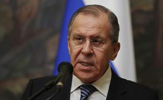 Ławrow: Doniesienia o ataku chemicznym w Syrii to prowokacja