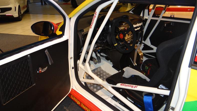 Auta tego producenta od zawsze były tworzone z myślą o wygrywaniu rajdów i wyścigów. Teraz za sprawą grupki zapaleńców będziemy mieli możliwość podziwiania jedynego w naszym kraju Abartha 500 w rajdowej specyfikacji R3T