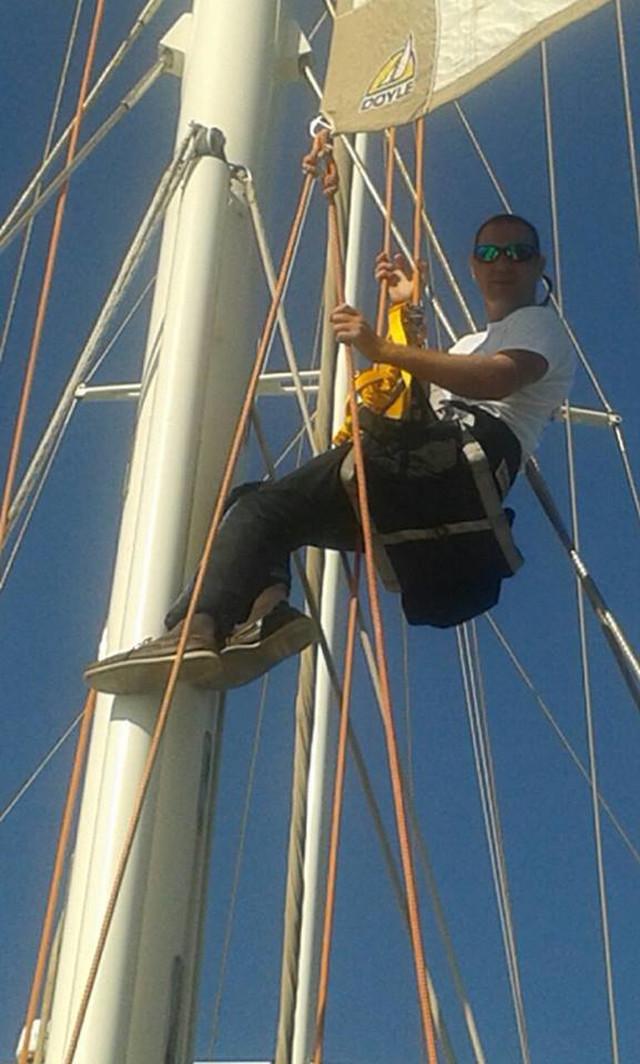 Marko je ispričao neke osnovne sposobnosti koje morate da imate da biste radili na brodu