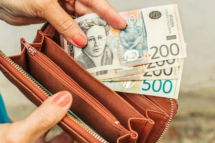 penzioneri dinari shutterstock 1079148782