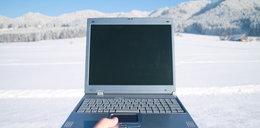 Uważaj, zimno może uszkodzić twój komputer