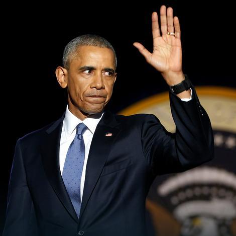 Odlazeći predsednik: Barak Obama proveo je dva mandata u Beloj kući