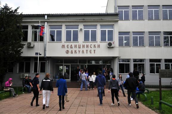 Faculty of Medicine in Novi Sad