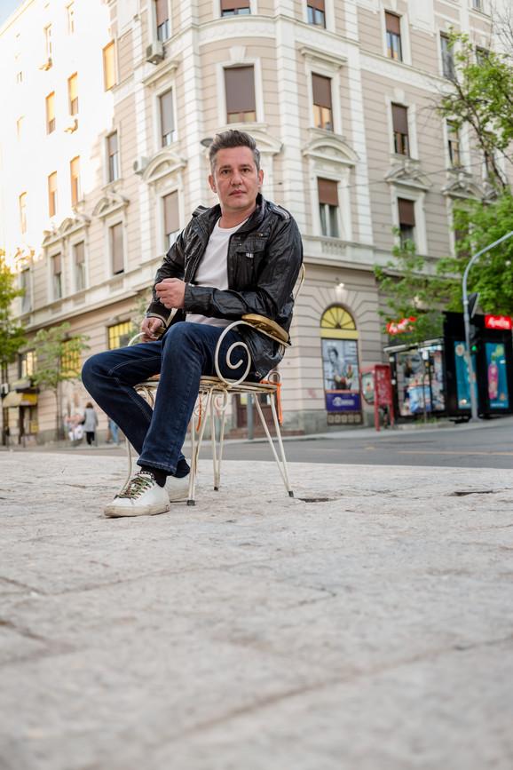 Aleksandar Đuričić, autor serijala