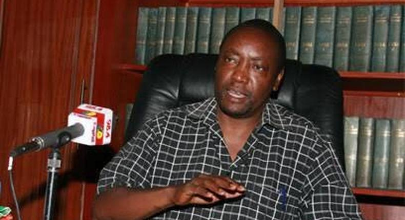 Nominated NLC Chair Gershom Otachi was part of team that defended Uhuru at the Hague