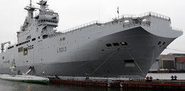 Rosjanie kupili okręty ale nie mają paliwa!
