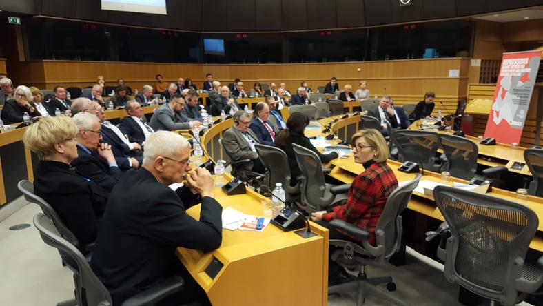 Wysłuchanie publiczne w Parlamencie Europejskim