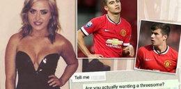 Niewyżyci piłkarze United oferowali 10 tysięcy za seks!