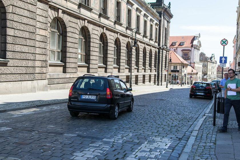Na ulice wokół Starego Rynku wjazd tylko z przepustką