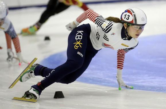 Olimpijska šampionka Šim Suk-hi prva je progovorila o silovanju sportistkinja
