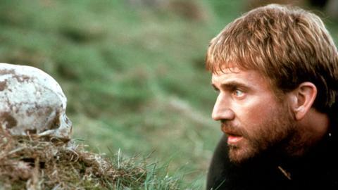 """Kadr z filmu """"Hamlet"""""""