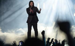 """Keanu Reeves w kampanii """"Cyberpunka 2077"""". Większa wartość rynkowa CD Projektu"""