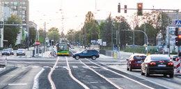 Koniec utrudnień na Dąbrowskiego. Remontowana ulica i skrzyżowanie już przejezdne