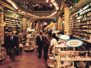 Bookseller & Editorial El Ateneo celebrates 100 years