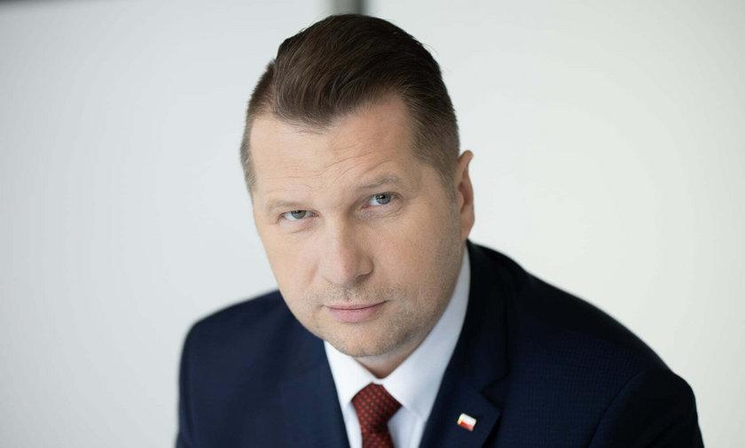 Przemysław Czarnek ma nadzieję, że od 1 października studenci wrócą do nauki w trybie stacjonarnym