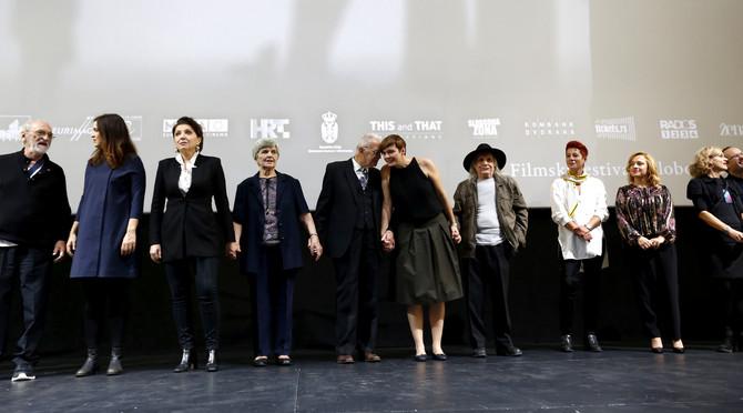 Ekipa  filma na bini