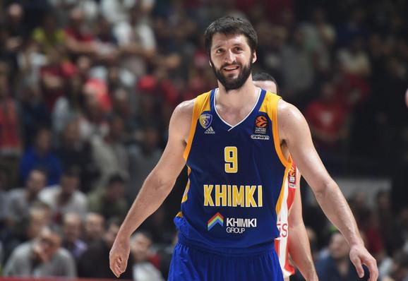 Igraće u Top 8 Evrolige: Plej Himkija Stefan Marković