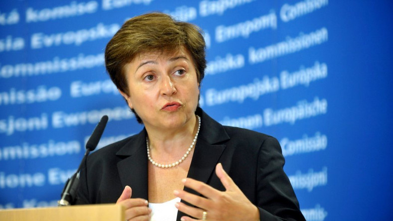 Chief Executive Officer of the World Bank, Kristalina Georgieva