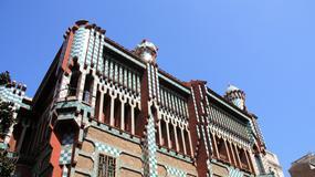 Barcelona - w Casa Vicens Antonio Gaudiego powstanie muzeum