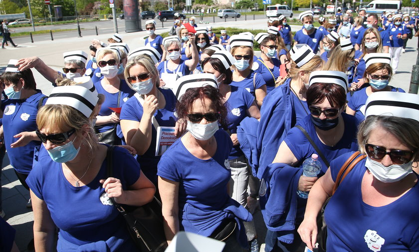 Pielęgniarki mają dość! Co stanie się 7 czerwca w szpitalach?
