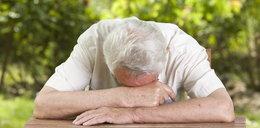 Komornik zostawił 84-latka bez środków do życia!