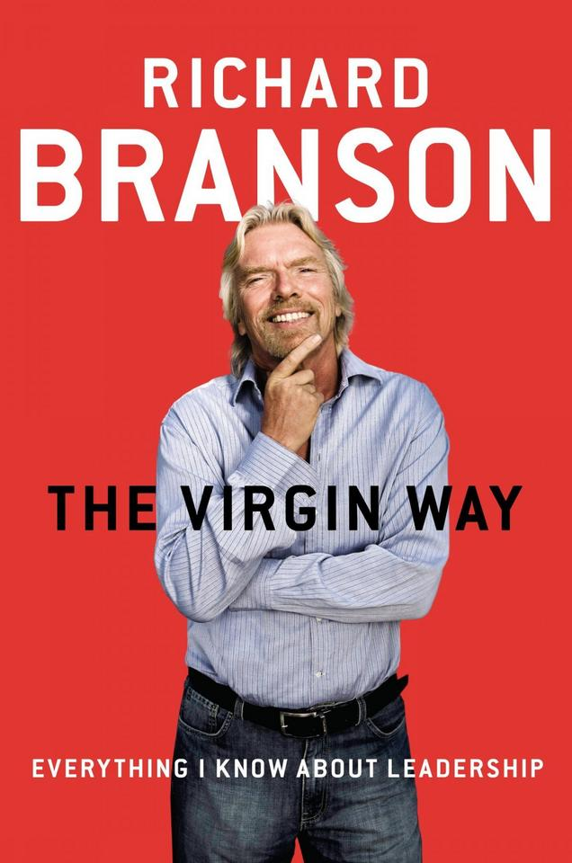 "Richard Branson ""The Virgin Way"""
