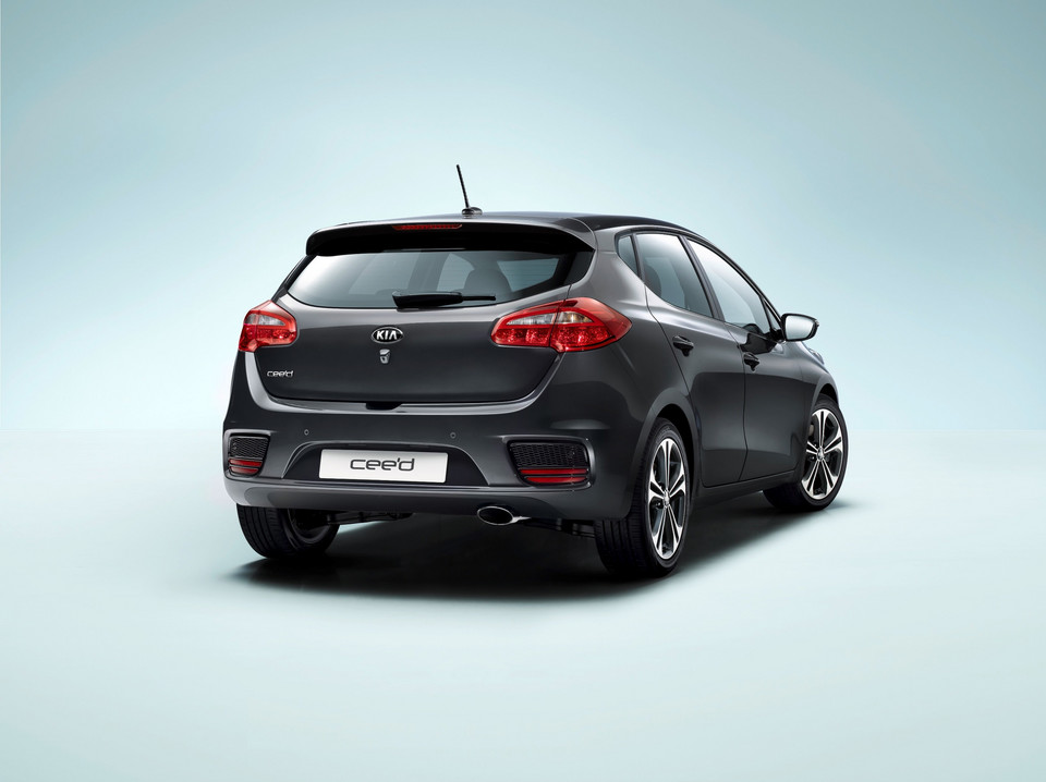 Kia Ceed po face liftingu
