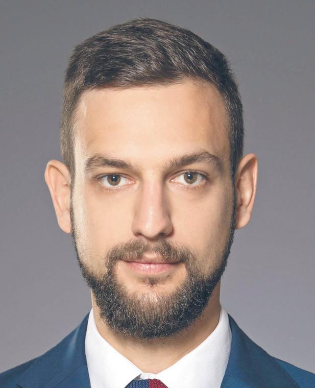 Mateusz Karciarz prawnik w Kancelarii Radców Prawnych Zygmunt Jerzmanowski i Wspólnicy sp.k. w Poznaniu