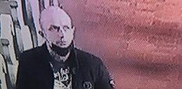 Kradzież w kościele. Policja publikuje zdjęcie