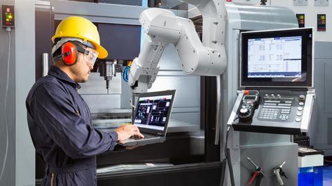 Polskie firmy nie decydują się na automatyzację pracy.