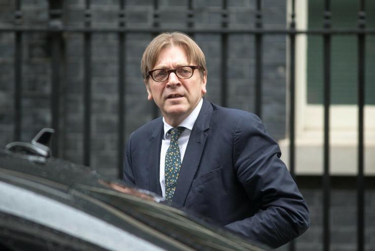 Guy Verhofstadt foto profimedia