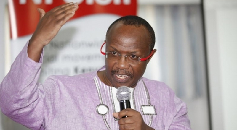 A person who has completed primary or secondary school is not a 'drop out' – David Ndii
