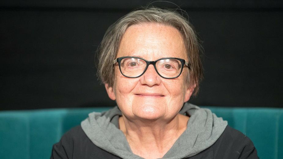 Agnieszka Holland często zabiera głos w ważnych kwestiach społecznych i politycznych