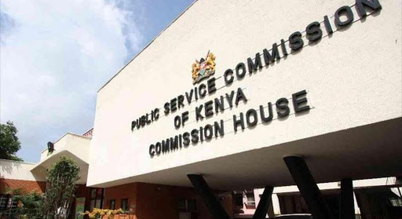 Public Service Commission (PSC) headquarters. Civil servants to work on 3-year contracts beginning July - full details on new changes