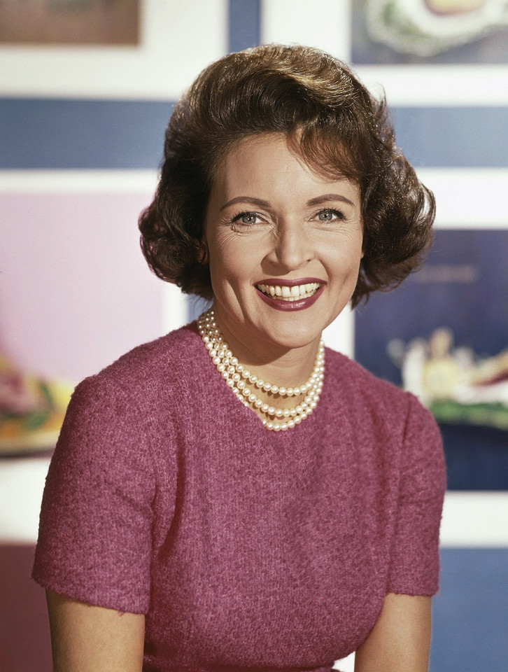 Betty White (1965 r.)