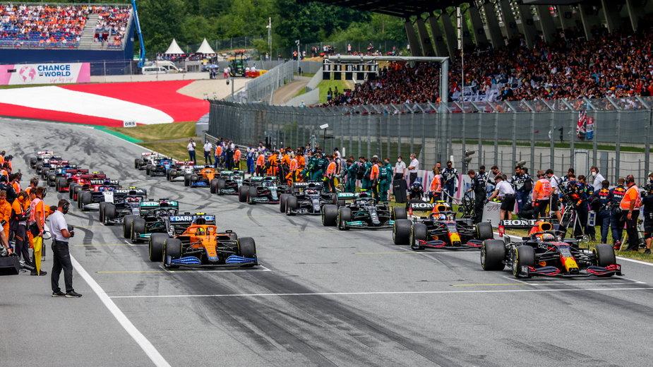 Sprint kwalifikacyjny debiutuje w F1