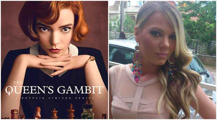 Sandra Đukić - gambit