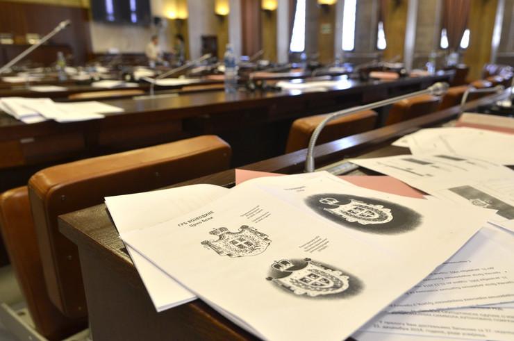 Novi Sad 283 Sednica skupstine vojvodine rasprava o simbolima autonomne pokrajine vojvodine foto Nenad Mihajlovic