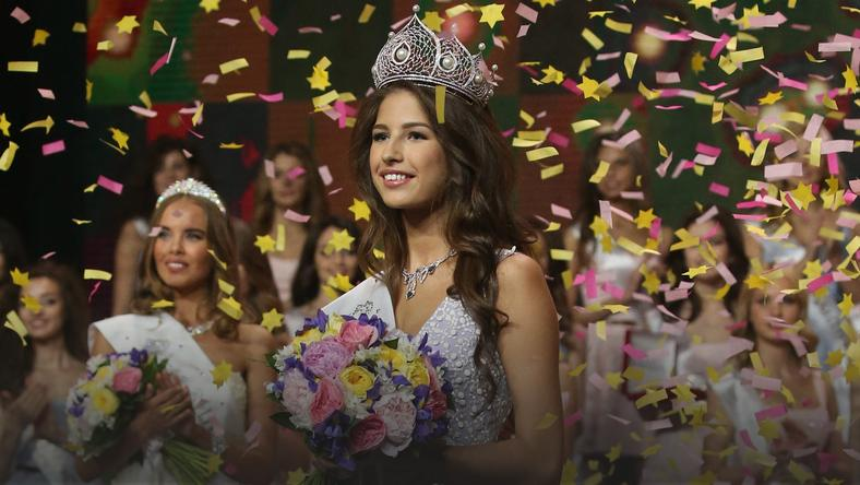RUSSIA MISS RUSSIA BEAUTY CONTEST (Miss Russia 2016 Beauty Contest)