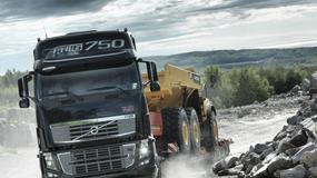 Volvo FH 16 750: wypasiony mocarz