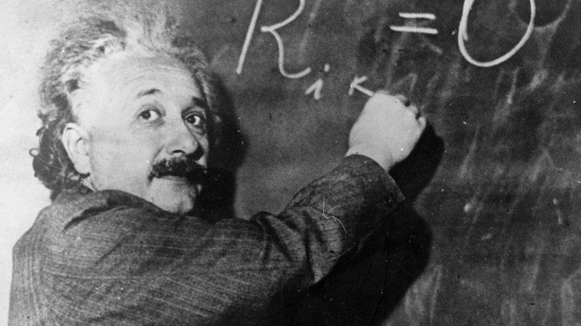 List Einsteina trafi na aukcję