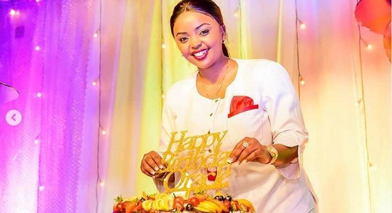 Rev Lucy Natasha treated to a lavish birthday party