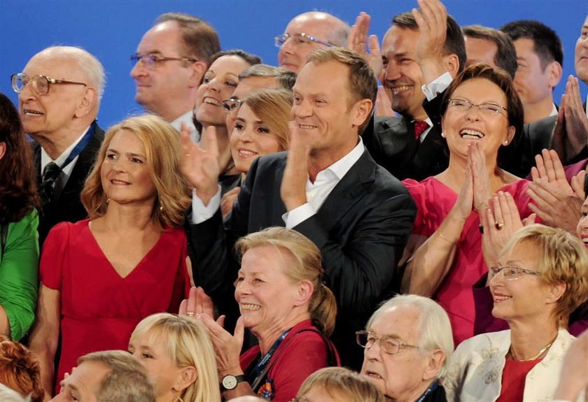 Donald Tusk, Platforma Obywatelska, wybory, zwycięstwo