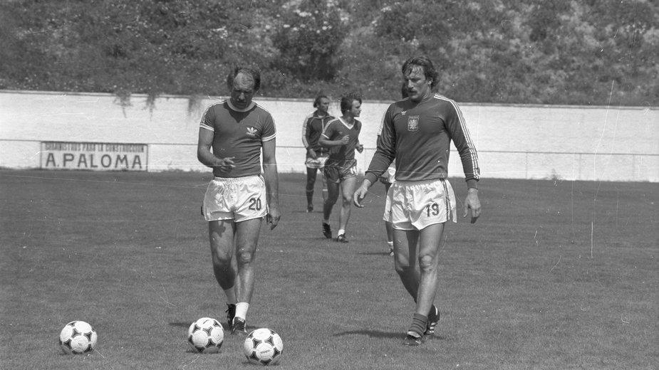 Piotr Czaja (z lewej) i Józef Młynarczyk