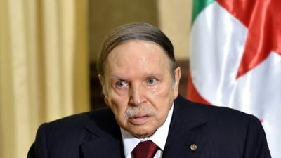 Former Algerian President Bouteflika is dead