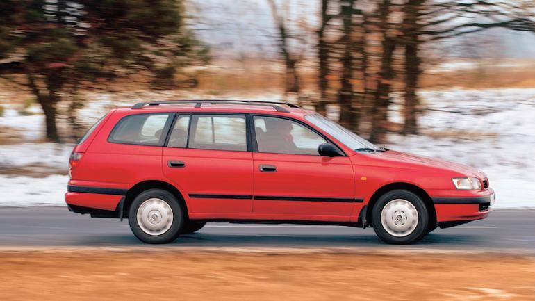 Toyota Carina E Wagon 2.0 D