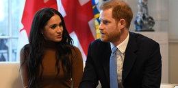 Skandal na brytyjskim dworze? Harry i Meghan znowu złamali zasady!