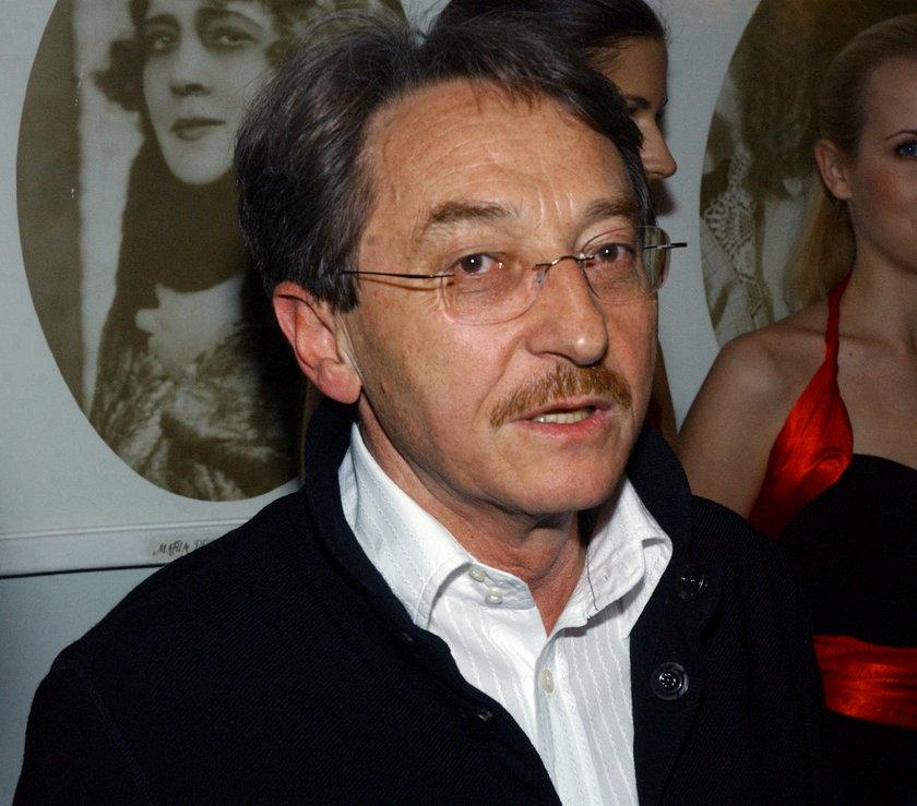 Allan Starski w kwietniu 2005